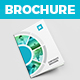 BA - Corporate Bifold Brochure - GraphicRiver Item for Sale