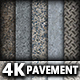 4K Pavement - 3DOcean Item for Sale