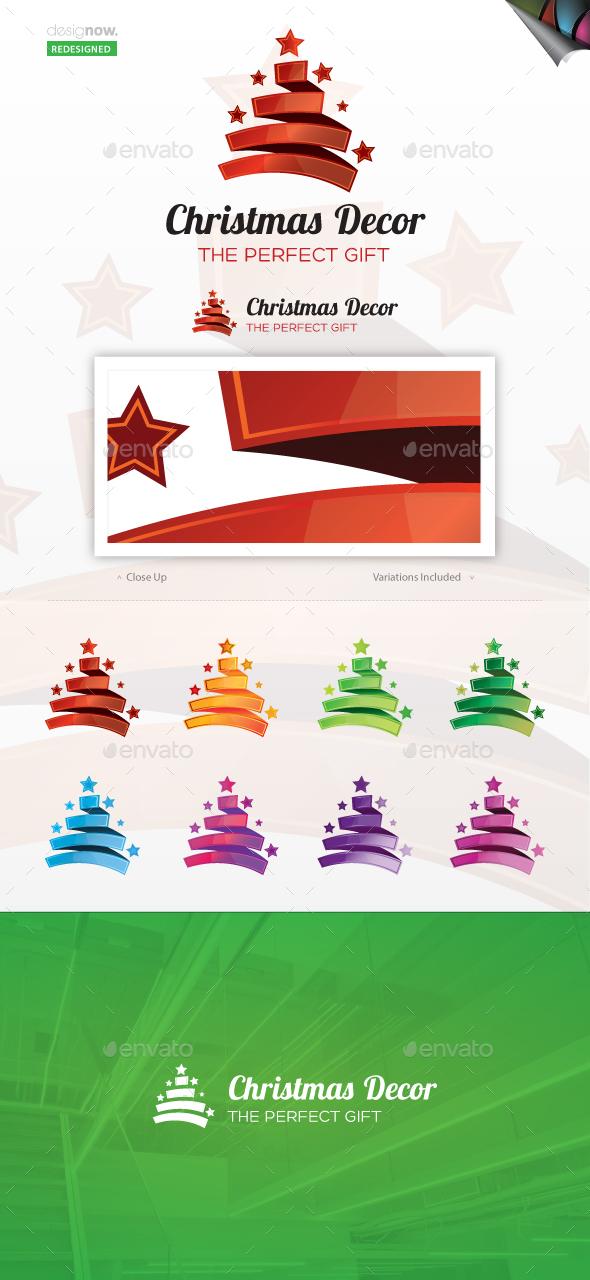 Christmas Decor Logo