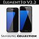 E3D - Samsung GALAXY S7 + S7 Edge + note 5 COLLECTION - 3DOcean Item for Sale