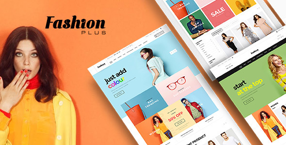 FashionPlus - Minimal & Modern WooCommerce WordPress Theme -