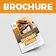 ES - Service Bifold Brochure - GraphicRiver Item for Sale