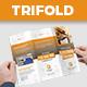 ES - Service Trifold Brochure - GraphicRiver Item for Sale