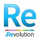 Revolution - Parallax Multipurpose Muse Template - ThemeForest Item for Sale
