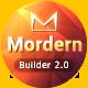 Modern - Responsive Email + MailBuild Online - ThemeForest Item for Sale