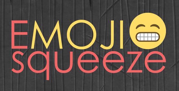 Emoji Squeeze - gra mobilna HTML5 - Android i iOS