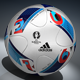 Official Match Ball EURO 2016 - BEAU JEU - France 2016 - 3DOcean Item for Sale