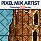 Pixel Mix Artist Photoshop Action - GraphicRiver Item for Sale
