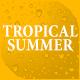 Summer Tropical House