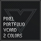 Pixel Portfolio - Vcard - ThemeForest Item for Sale