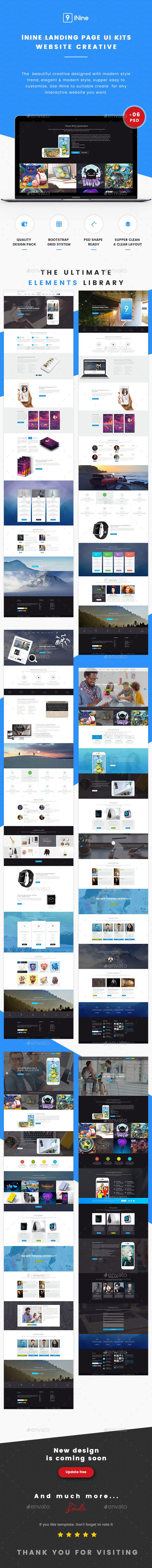 Designers Application Web Elements from GraphicRiver