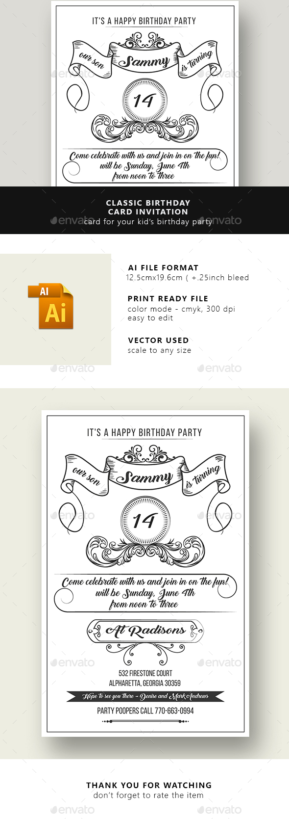 Invitation Cards Graphics Designs Templates From