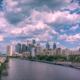 Philadelphia Skyline HDR 4K - VideoHive Item for Sale