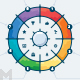 Pie Chart Infographic - GraphicRiver Item for Sale