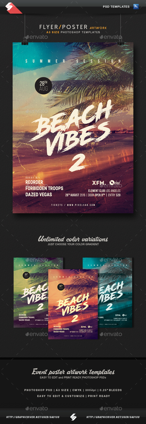 A3 Stationery and Design Templates from GraphicRiver (Page 7)