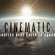 Sunrise over Earth in Space - VideoHive Item for Sale
