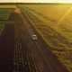 Car In The Farmland - VideoHive Item for Sale