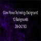 Glow Plexus Technology Background - GraphicRiver Item for Sale