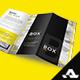 Promo BOX Tri-Fold Brochure - GraphicRiver Item for Sale