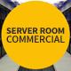 Server Room Hosting Commercial - VideoHive Item for Sale
