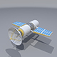 Lowpoly Satellite  - 3DOcean Item for Sale
