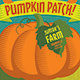 PUMPKIN PATCH FARM Event Poster, Flyer or Ad - GraphicRiver Item for Sale