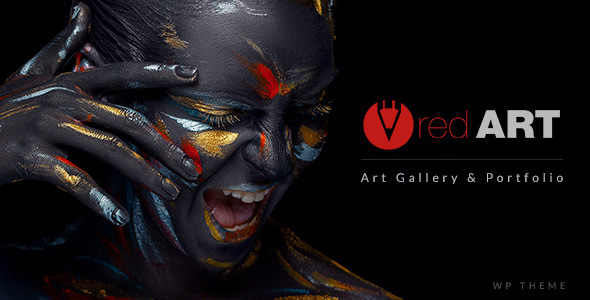 Red Art | WordPress Artist