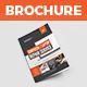 ES2 - Service Bifold Brochure - GraphicRiver Item for Sale