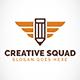Creative Squad Logo - GraphicRiver Item for Sale