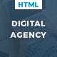 Digital Agency - SEO / Marketing HTML Template - ThemeForest Item for Sale