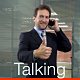 Businessman Talking By Mobile - VideoHive Item for Sale