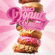Donuts Contest Flyer - GraphicRiver Item for Sale