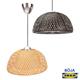 IKEA BOJA pendant lamp - 3DOcean Item for Sale