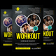 Workout Flyer - GraphicRiver Item for Sale