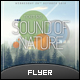 Sound of Nature Flyer - GraphicRiver Item for Sale