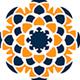 Geometric Circular Ornaments Set - GraphicRiver Item for Sale
