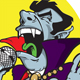 Dracula on Stage - GraphicRiver Item for Sale