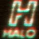 Glitch Halo - VideoHive Item for Sale