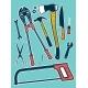 Tool Set for Workshop - GraphicRiver Item for Sale