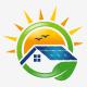 Solar Home - GraphicRiver Item for Sale