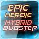 Epic Heroic Inspiring Dubstep - AudioJungle Item for Sale