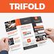ES2 - Service Trifold Brochure - GraphicRiver Item for Sale