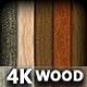4K Wood - 3DOcean Item for Sale