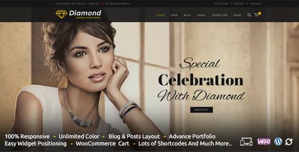 Review: Diamond - Responsive WooCommerce Theme free download Review: Diamond - Responsive WooCommerce Theme nulled Review: Diamond - Responsive WooCommerce Theme