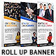 Join Us Business Roll Up Banner - GraphicRiver Item for Sale