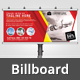 Multipurpose Business Billboard V9 - GraphicRiver Item for Sale
