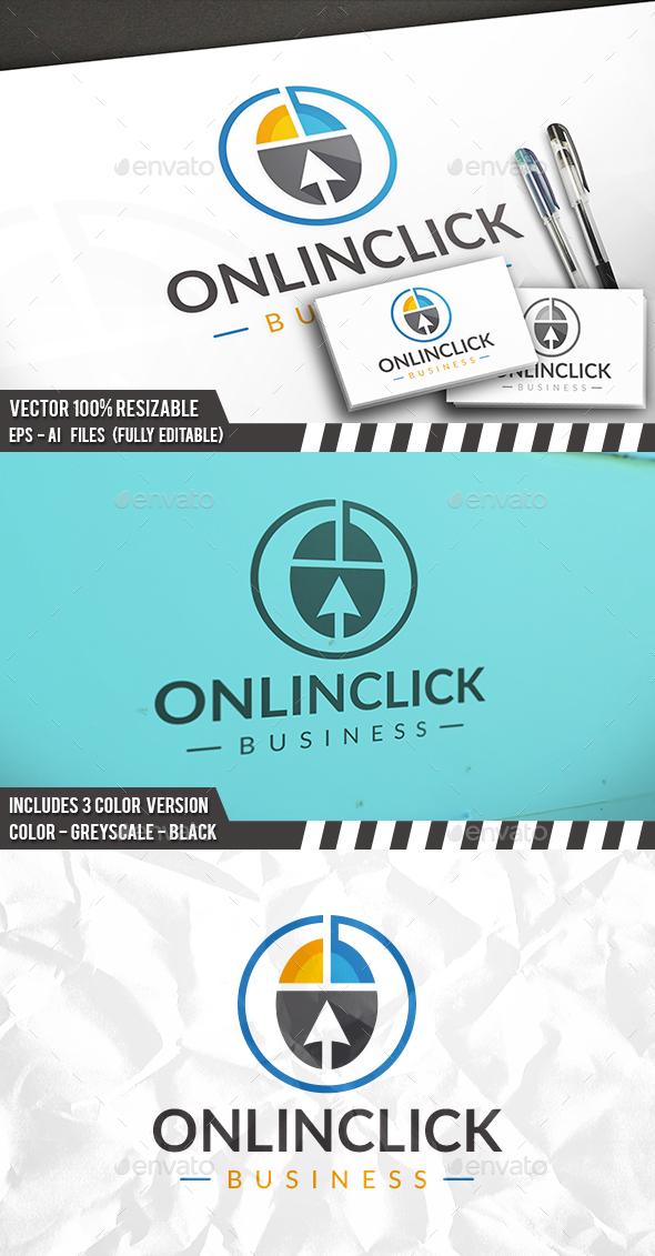 Click Online Logo