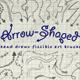 Illustrator Arrow-Shaped Art Brushes - GraphicRiver Item for Sale