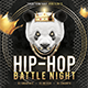 Hip Hop Battle Flyer Template - GraphicRiver Item for Sale