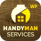 Handyman | Construction and Repair Services Building WordPress Theme - ThemeForest Item for Sale